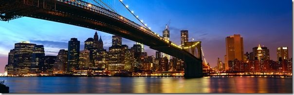Manhattan panorama, Making The Most of Higher ISO