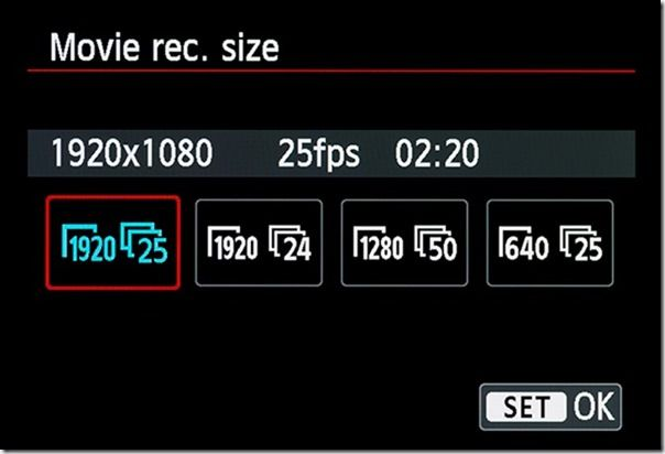 framerate, Video, movies, how to shoot video, digital camera, movie mode,