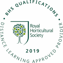 Royal Horticultural Society Distancy Learning Approved Partner 2019