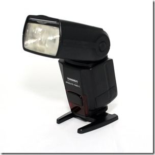 Yongnuo YN-560 II Speedlight Flash for Canon and Nikon