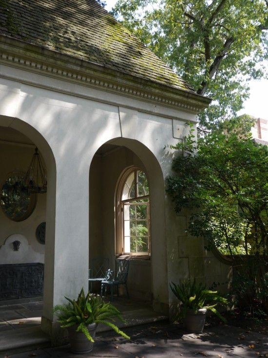 Winterthur Loggia