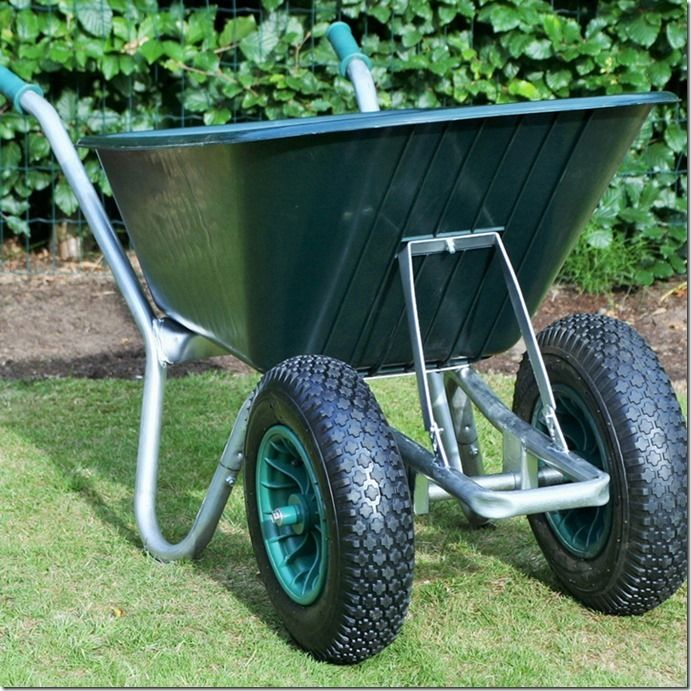6 2 wheel barrow