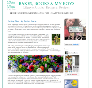 Bakes Books and  My Boys_Charlie Ryrie 040215