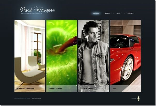 Pro Photo Websites: 5 Design Mistakes To Avoid