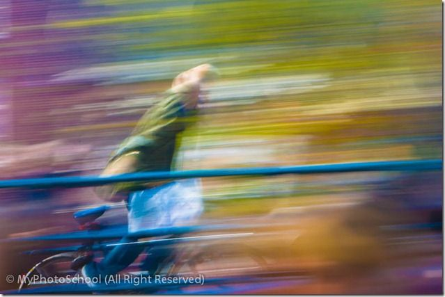 Creative Photography, Long exposure, Motion Blur