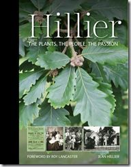 Hillier Cover_PLANTS PEOPLE PASSION