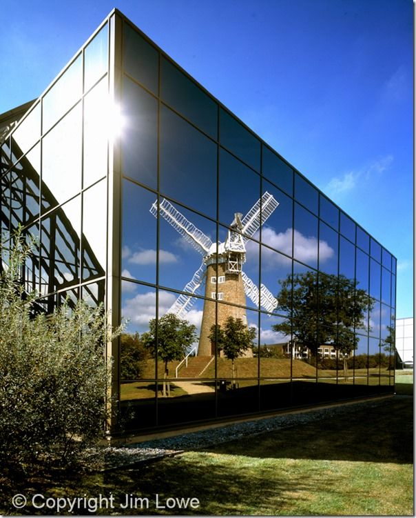 Windmill, reflection, Jim Lowe, Architectural, Photography, course, class, Architecture,