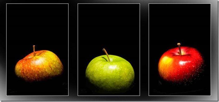 Apple Triptick