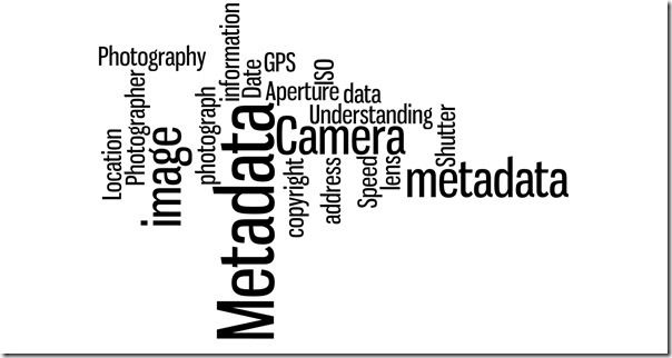 Metadata, Understanding Metadata What is metadata, Metadata, Camera, information, photograph, image, data, lens, ISO, Shutter Speed, Aperture, Photography Metadata, image metadata,