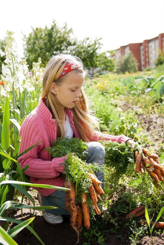 Children in Garden (4)