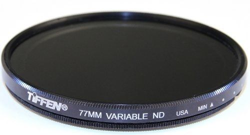 Variable ND filter