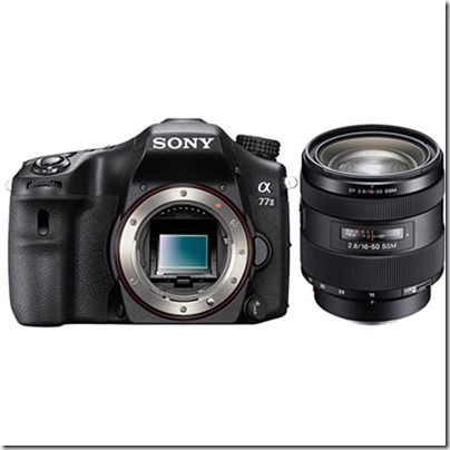 1080p HD video, A77, Bionz image processor, camera, New, SLT, Sony, Sony SLT A77 II, WhiteMagic technology