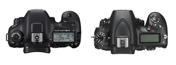 Canon & Nikon 1