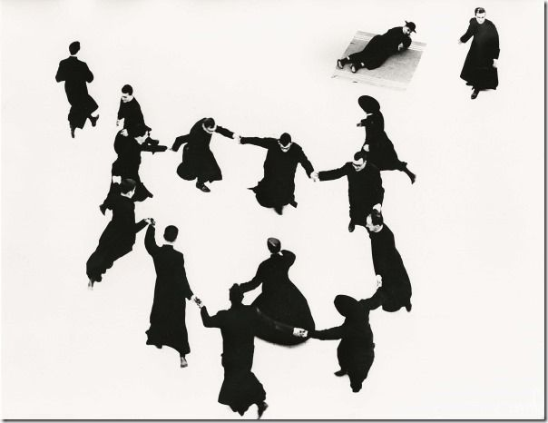 Mario Giacomelli - Priests