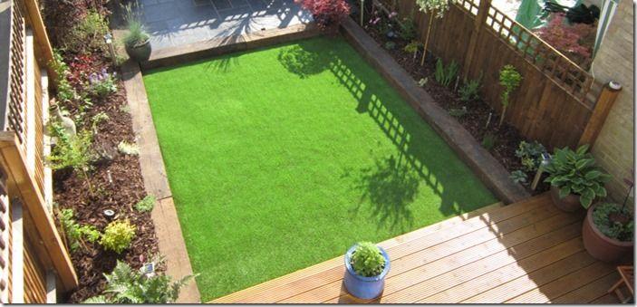 2 Artificial lawn