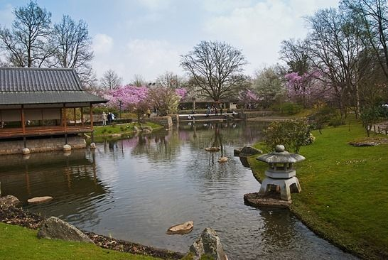 Hasselt Japanese Garden