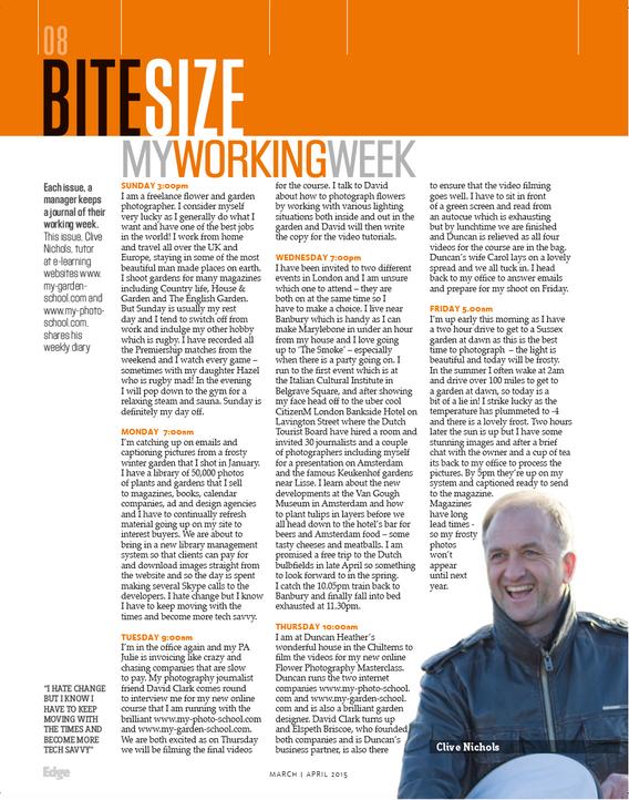 Edge Magazine_Clive Nichols