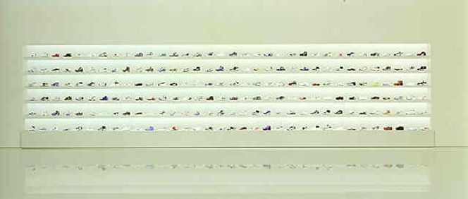 8 - Untitled 5 de Andreas Gursky