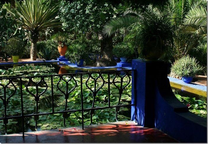 8 Jardin Majorelle