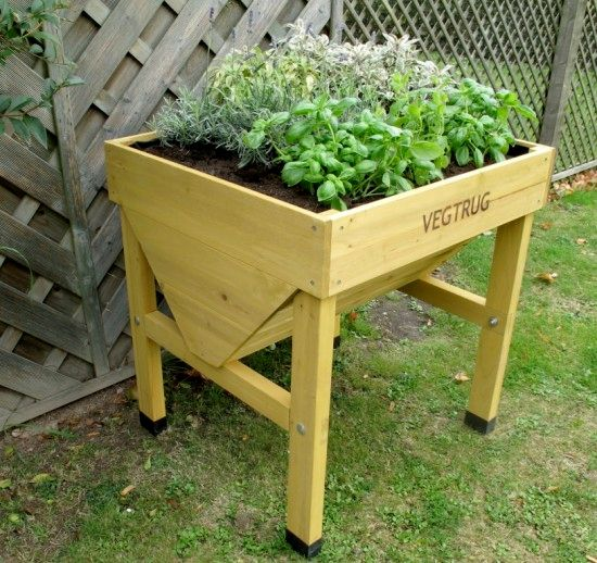 7 VegTrug mini