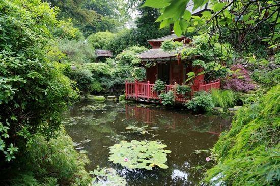 11 The Japanese Tea House