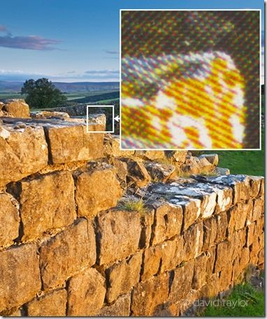 Hadrian's Wall at Walltown, Northumberland National Park, England, What is the difference between PPI and DPI, fine art color prints, How to Preparing Your images for Printing, PPi, DPI, Digital colour printing, online photography course, dithering, resolution, pixels,