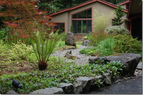 Lake Oswego Courtyard