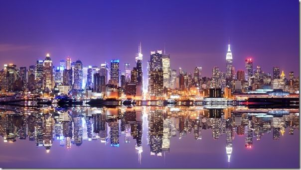 Manhattan Skyline, Making The Most of Higher ISO