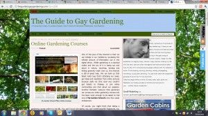 The Guide to Gay Gardening