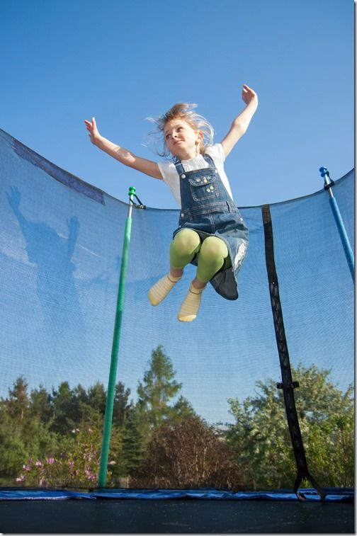 10 Tips To Consider Before Buying A Garden Trampoline