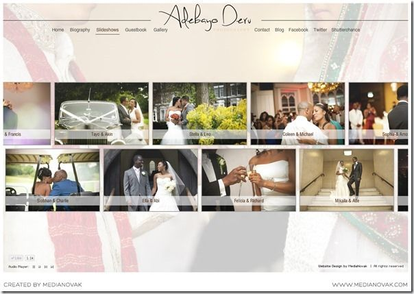 Pro Photo Websites: 5 Design Mistakes To Avoid
