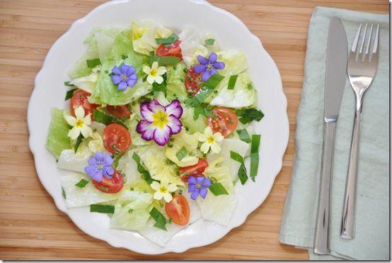 Primrose salad