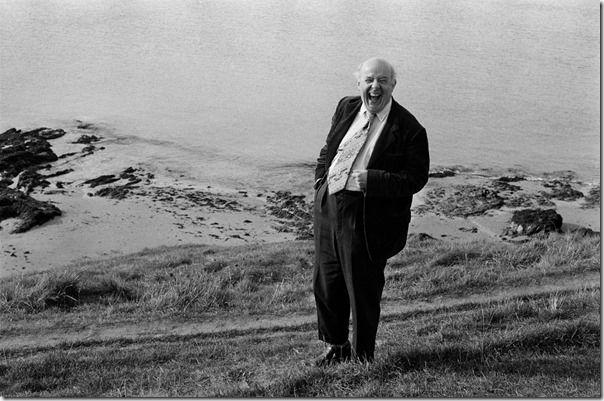 Sir John Betjeman, 1972