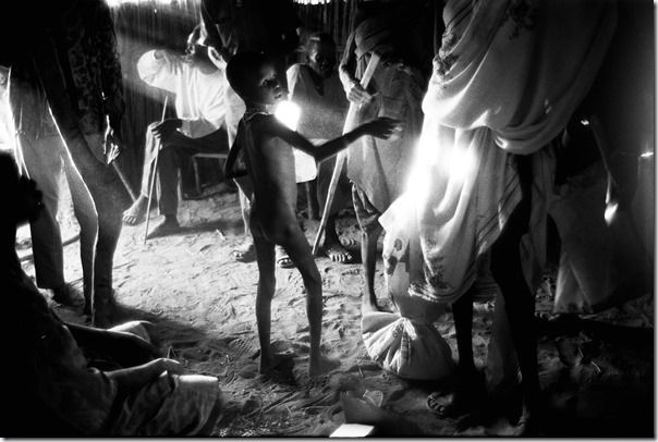 Famine in South Sudan 1998
