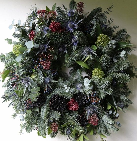 3 Christmas wreath