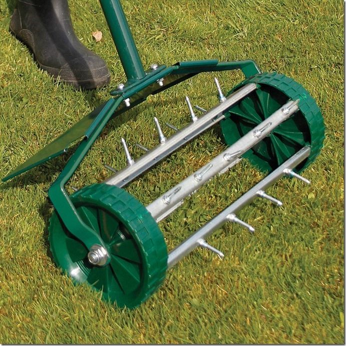 6 Lawn Aerator