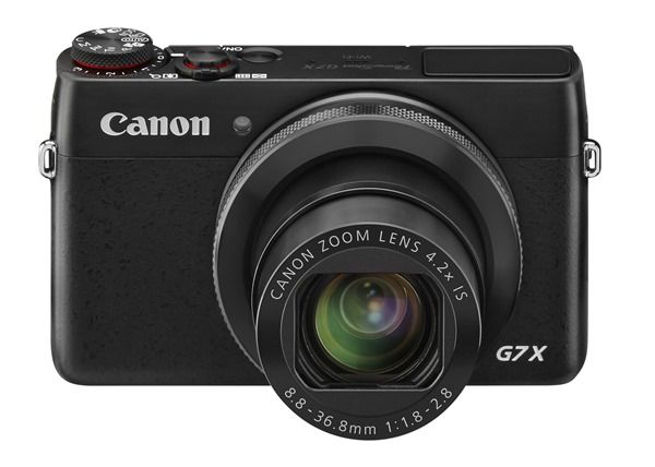 PowerShot G7 X FRA, Photokina 2014