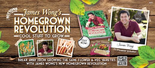 Grow Your Own Revolution with James Wong
