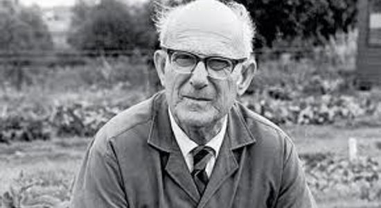 Lawrence D Hills, A Founder of The Organic Movement