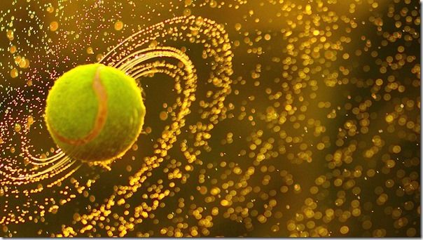 Sports Photography: Anyone For Tennis?