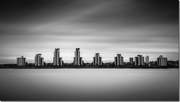 Long exposure - Woolwich, London, England