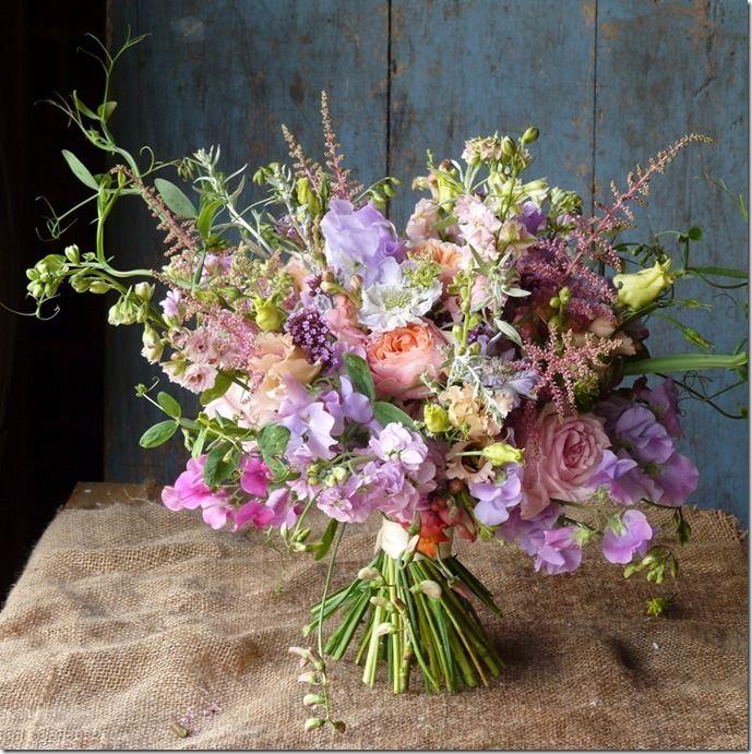 5 July flowers