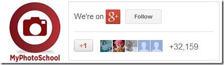 MyPhotoSchool Google+
