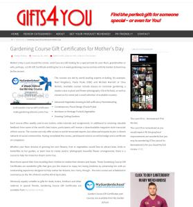 MyGardenSchool_Gifts4u March 2015