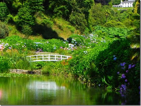 Trebah, 10 Best UK Gardens to Visit in 2015
