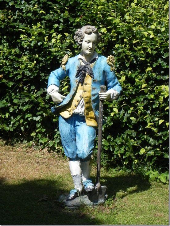The Laskett, Sir Roy Strong