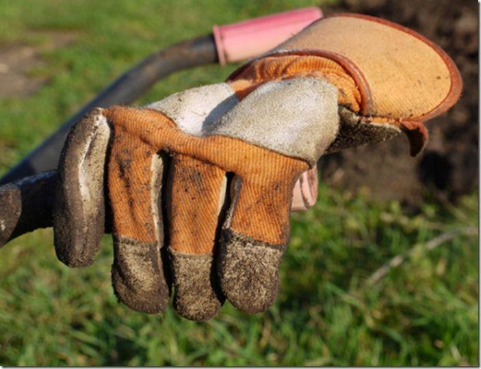 4 Rigger gloves