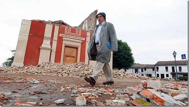 6.0 Magnitude Earthquake Strikes Northern Italy