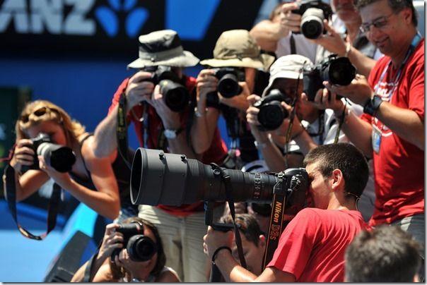 A Picture Tells A Thousand Words: Novak Djokovic – Australian Open 2011