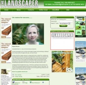 The Landscaper, April 2011